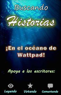 Promoción de Historias (Wattpad) cover