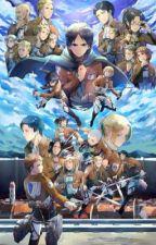 Twisted Fates aot x reader  by Garekishiroyoshi