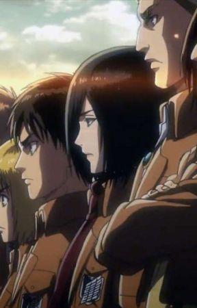 ¡El segundo Soldado más Fuerte! (¡Male Reader OP! x Shingeki no kyojin) by Kimura--Kun
