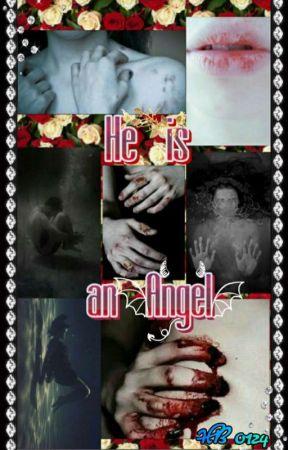 He is an Angel (L.S) by HazzaBoobear0124