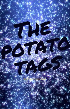 The Potato Tags and Reading Club by viazi-the-potato-god