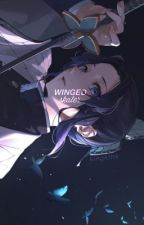 the winged skater ♕ sk8  by kingkths