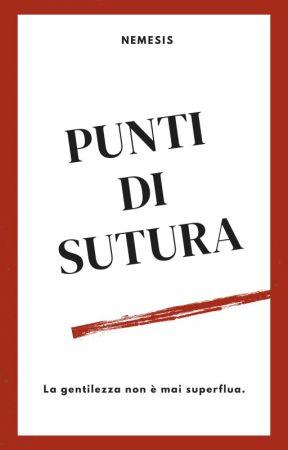 Punti di sutura by NemesiEfp