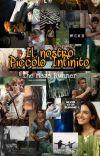Il nostro Piccolo Infinito || The Maze Runner (IN REVISONE) cover