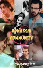 The Ronakshi Community  by Ronakshi_My_Lifeline