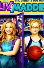 Liv and Maddie x Reader Oneshots -All genders/Sexualitys by xXAkariFoxXx