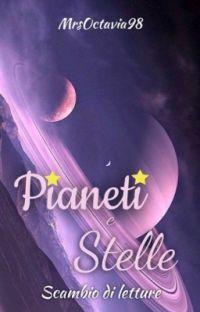 Pianeti🌍  Stelle ✨ SCAMBIO DI LETTURA❤️ cover