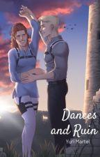 Dances and Ruin// Reiner Braun x OC by yuriimartel