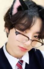 Catboy Jungkook x Female Reader by Lennycomesforyou