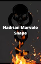 Hadrian Marvolo Snape by Unknownfanofrandom