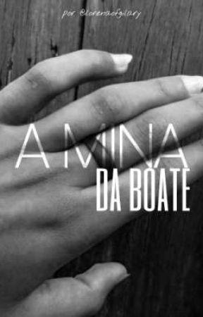 A Mina da Boate | Gilary (Concluída) by lorenaofgilary