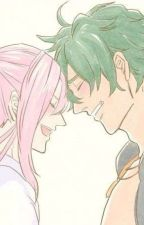 Joe x Cherry Blossom (KaoJiro) Oneshots | Sk8 the Infinity by Amaterasu_Kumo