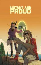 MUTANT & PROUD ( graphic shop.. ) by -lxcifer