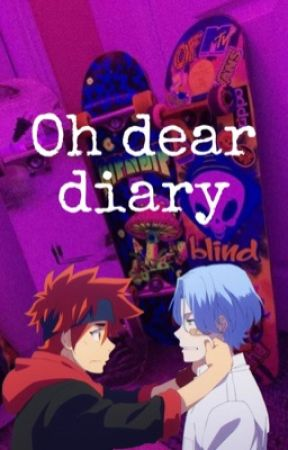 Oh dear diary...📔 //rekixlanga// by call-me-yamaguchi