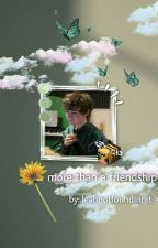 more than a friendship   tubbo x reader by leahnotfoundinnit
