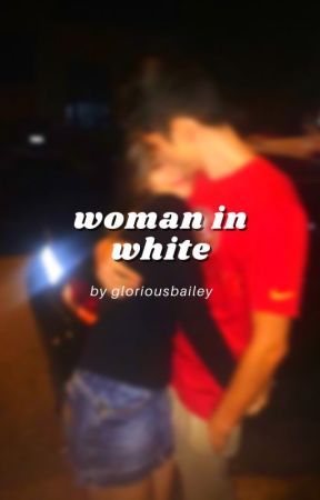 woman in white - georgenotfound by gloriousbailey