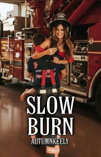 Slow Burn ✔️ cover
