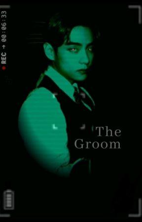 The Groom 🌹 (Taejin) by chimchim_nia