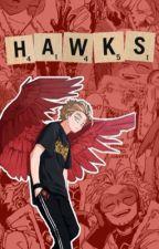<<𝕊𝕖𝕒𝕤𝕠𝕟𝕤>>hawks x reader by SimpingInMyCloset