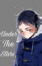 Under the stars (keiji akaashi x fem!reader)  by sakusasupremecy