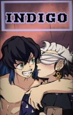 ◇INDIGO◇ (Inosuke x OC) by ClappedSack