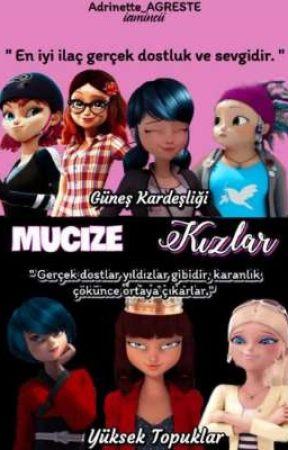 мυcιze ĸızlar ~ мιracυloυѕ  by Adrinette_AGRESTE
