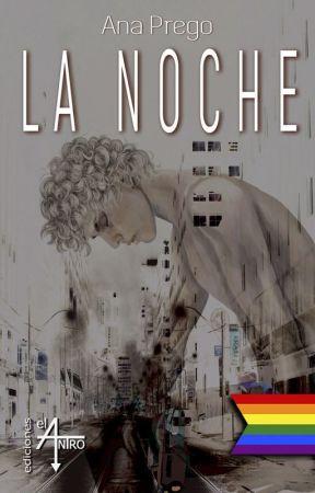 La noche by edicioneselAntro