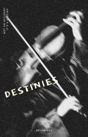 Destinies   NCT ot23 by Delonixre