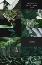 The Slytherin King //Adopted From Kyrofrost  by im-a-bi-bish