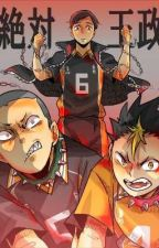 asylum haikyuu x male reader by Mikey000097653