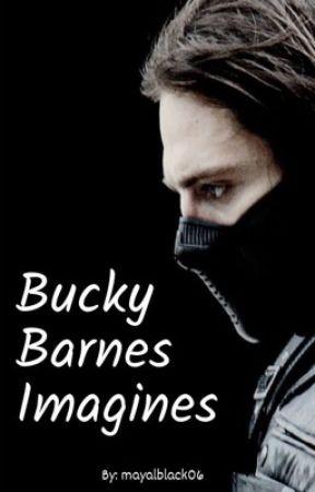 Bucky Barnes Imagines by Mayalblack06