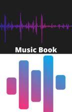 Music Book by applejuicedanielse