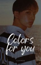 Colors for you || Jay Park by iluvhsg
