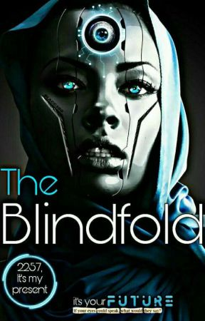 The blindfold | عُصْبَةُ العَيْنَيْنِ by mochi_s_bride