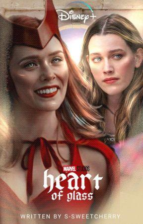 HEART OF GLASS   (WANDAVISION) by s-sweetcherry