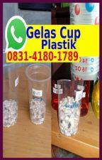 Gelas Plastik M Cup 0831 4180 1789(whatsApp) by murah350grosirjual