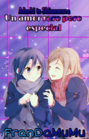 Adachi to Shimamura (Un amor raro pero especial) by FranDaMuMu