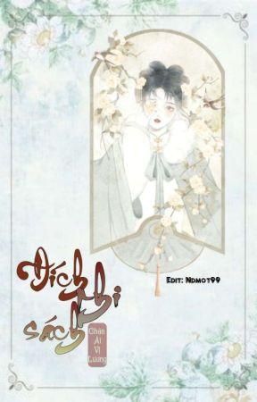 Đích phi sách - Chân Ái Vị Lương by ndmot99