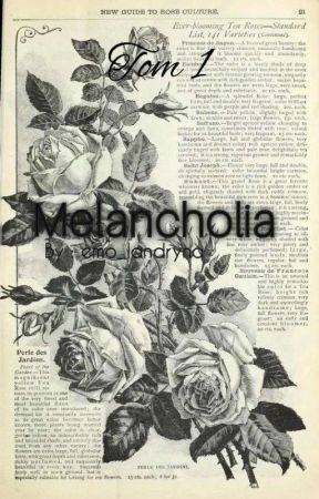 Melancholia || Tom 1 by emo_landryna