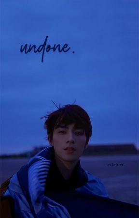 Undone by extenler