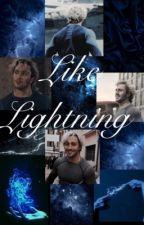 Like Lightning  {Pietro Maximoff} by msxfaith_