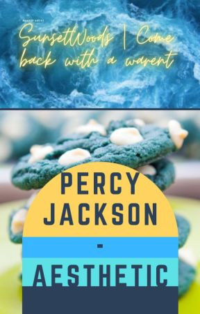 Percy Jackson Aesthetic by SunsetWoods
