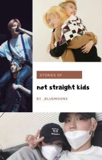 Stories of not straight kids   Stray Kids cover