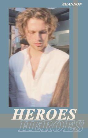HEROES. luke. by gardylop
