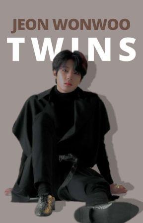 twins | jeon wonwoo by errorx407