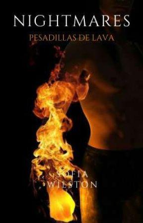 NIGHTMARES: Pesadillas de Lava by sofiawilston