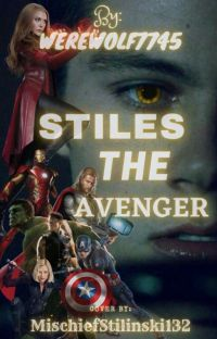 Stiles The Avenger cover