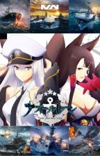 Azur Lane The Animation X Modern Warships (Rewrite or Remastered) by CalebadmiraCalebThre