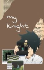 my knight (ray x reader)  by gh2stss