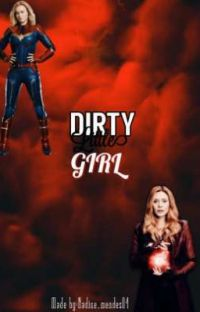 Dirty Little Girl (Marvel Girls Smuts) cover
